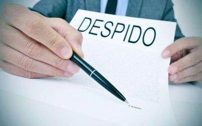 Despido por incumplimiento de las obligaciones del contrato