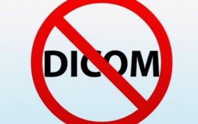 ¿Cómo salir de Dicom?
